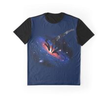 Jump in galaxy Graphic T-Shirt
