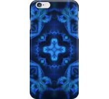 Blue Cross iPhone Case/Skin