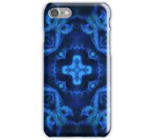 Blue Cross iPhone Case/Skin