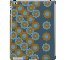 Floral pattern - retro style iPad Case/Skin