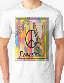 Peace in Every Color T-Shirt