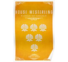 House Westerling Poster