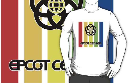 Epcot True Colors With Black Symbol by AngrySaint