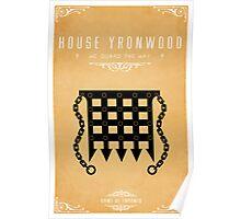 House Yronwood Poster