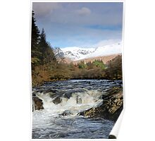 Scotland - Glen Orchy Poster