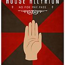 House Allyrion by liquidsouldes