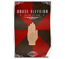 House Allyrion Poster