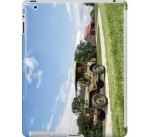 1942 Willys MB Jeep iPad Case/Skin