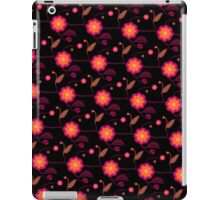 Vintage - flowers - design iPad Case/Skin