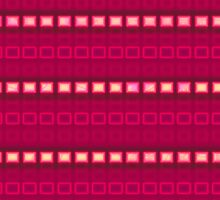 Magenta red stripes - pattern by CatchyLittleArt