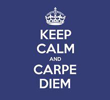KEEP CALM and Carpe Diem Unisex T-Shirt