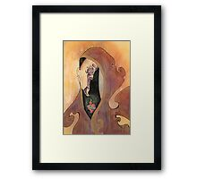 Nature Saint Framed Print