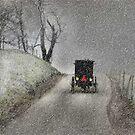 Amish Christmas by billium