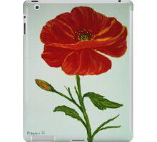 Poppy Ipad case iPad Case/Skin