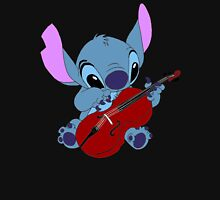 Stitch and a cello - requested  Unisex T-Shirt