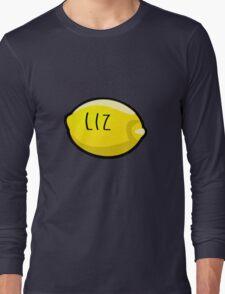 Liz Lemon the Lemon Long Sleeve T-Shirt