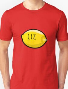 Liz Lemon the Lemon T-Shirt