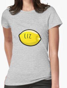 Liz Lemon the Lemon Womens Fitted T-Shirt