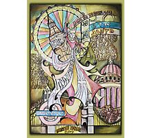 London Dada Doll Photographic Print