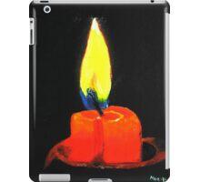 Candle Ipad case iPad Case/Skin