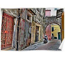 Sanremo - Liguria Poster