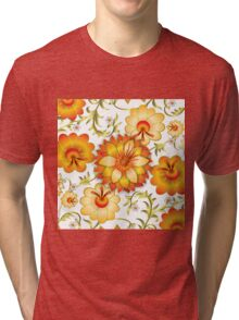 Honest Exuberant Beaming Nice Tri-blend T-Shirt