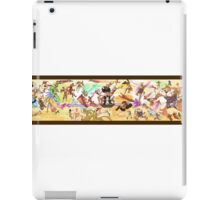 Epic Battle Two iPad Case/Skin