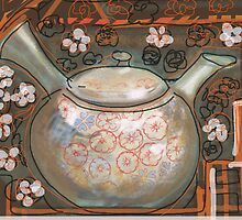 Japanese Teapot by Visuddhi