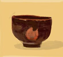 Japanese Cup (raku) by Visuddhi