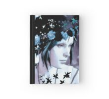 Blue Autumn  Hardcover Journal