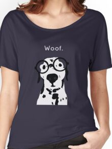 Snip the Dalmation Women's Relaxed Fit T-Shirt