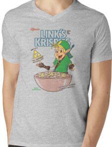 Link's Krispies Mens V-Neck T-Shirt