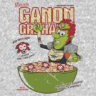 Ganon Grahams by TeeKetch