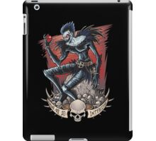 Death and Apples iPad Case/Skin