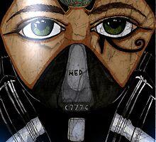 Khemetic Warrior  by KNIfe