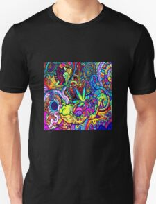 Psychedelic Design T-Shirt
