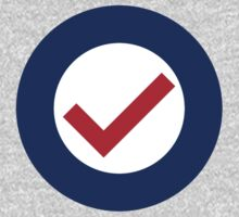 Check Mark Roundel by Gello