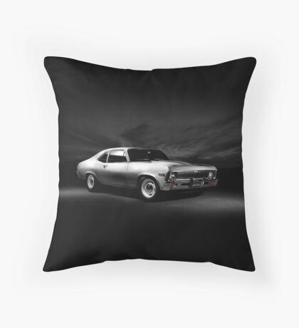 1968 Chevy Nova Throw Pillow