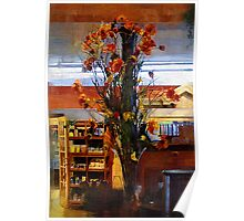 Country Store Bouquet Poster