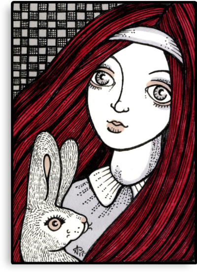 LIttle Red Alice by Anita Inverarity