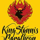 Stannis Baratheon Sigil Poster by P3RF3KT