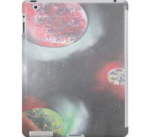 Spray Paint Space Art II for iPad iPad Case/Skin