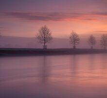Lazonby Sunrise by Brian Kerr