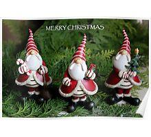 Christmas Card 10 Poster