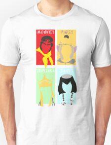 Monkey Magic 4 Unisex T-Shirt