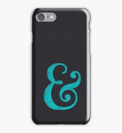 and... iPhone Case/Skin