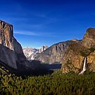Tunnel View by Marty Straub