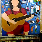 "Work in progress - Violeta Parra - The song ""Black wedding"" by Madalena Lobao-Tello"