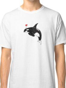 Cute Killer Whale Classic T-Shirt