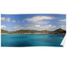 Panoramic View Poster